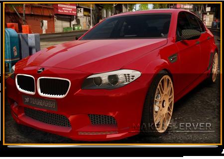2012 BMW M5 F10 Hamann