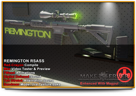 Remington RSASS