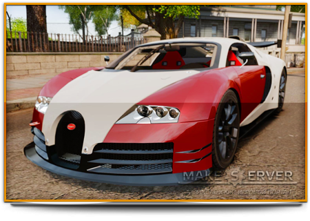 Bugatti Veyron 16.4 Body Kit Final Stock