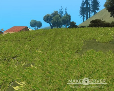 Sniper Ghost Warrior 2 - grass v3