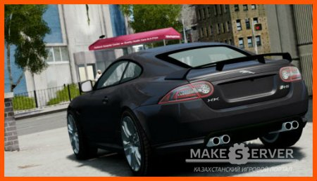JAGUAR XKR-S (BETA)