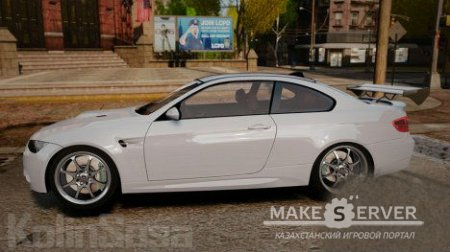 BMW E92 M3 Threep Edition