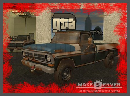 "Ford F-150 ""Old Crate"" Edition Final 1978"