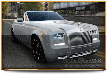 2012 Rolls-Royce Phantom Convertible VIP