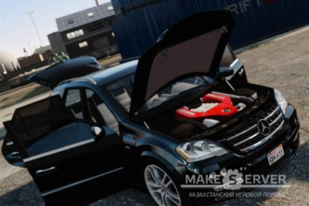 2009 Mercedes-Benz ML Brabus