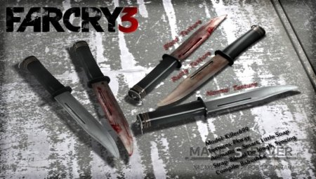 Far Cry 3 Knife
