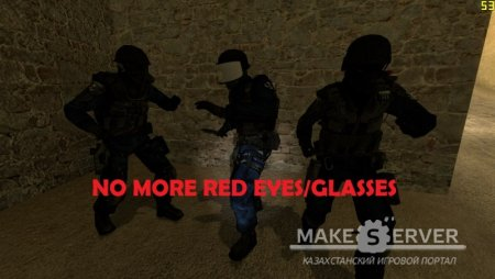 S.H.I.E.D. Pack V.2 (Fixed Red Eye/Glasses)