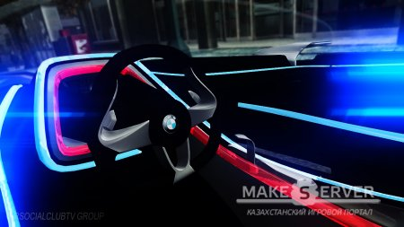 2011 BMW Vision Connected Drive Concept
