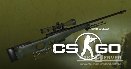 CSGO AWP Ported for CSS