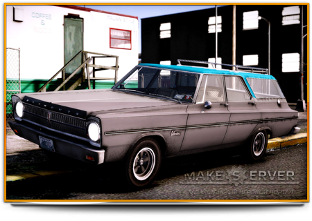 1965 Plymouth Belvedere Wagon