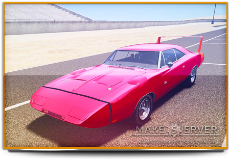1969 Dodge Charger Daytona [EPM]