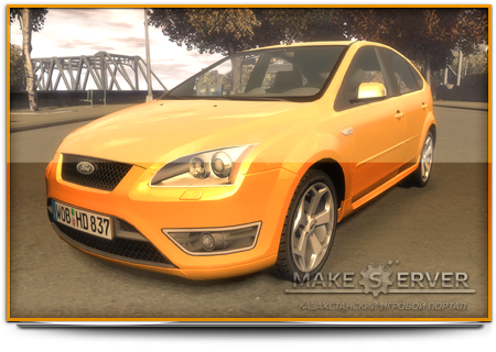 2006/2007 Ford Focus ST