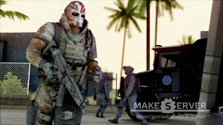 Army Of Two - Devil's Cartel