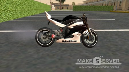 Yamaha YZF-R6 Street Fighter