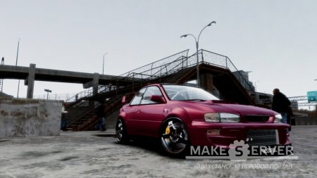 Subaru Impreza 22B STI 1999 Modified