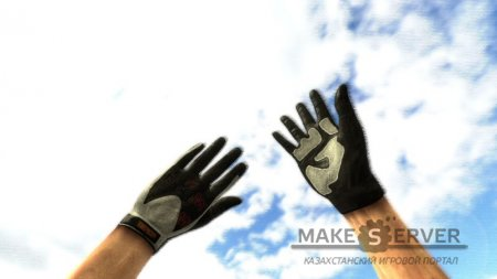 New M-pact gloves
