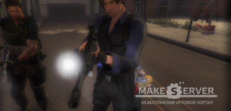 Resident Evil 6 Survivors for Left 4 Dead 2