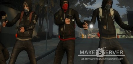 Anarchists for Left 4 Dead 2 (V1, V2)