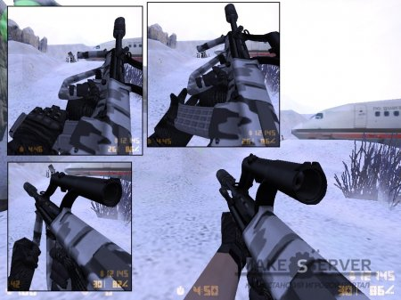 Black Ops Like Aug A1 on ImBrokeRu Animations