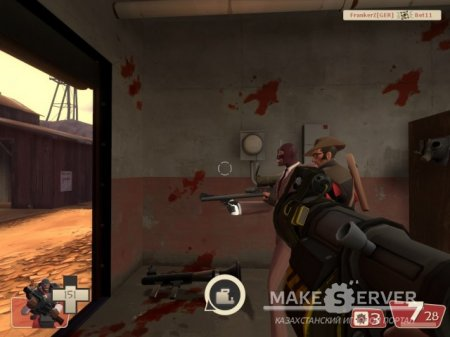 FrankerZ´s Team Fortress 2 Uncut gibs Patch