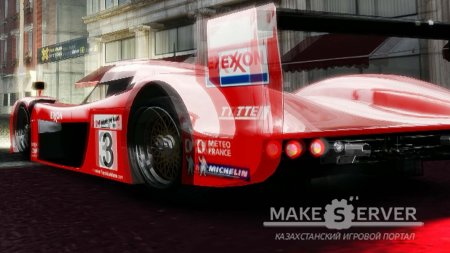 1998 Toyota GT One Le mans + Sound