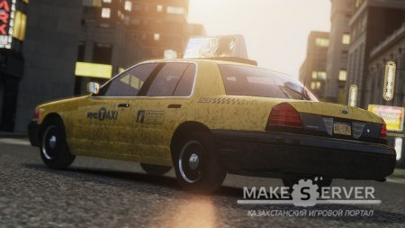 Ford Crown Victoria Taxi v1.0