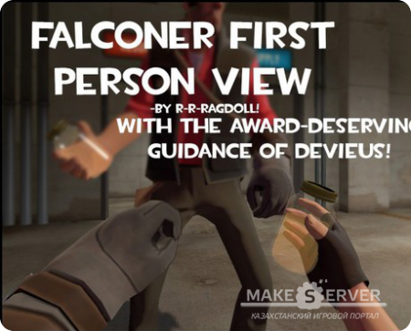 Falconer First Person View