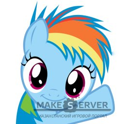 Rainbow Dash - Oh Hey!