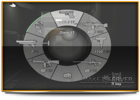 GTA V Weapon HUD v0.92