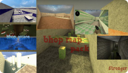 bhop map pack