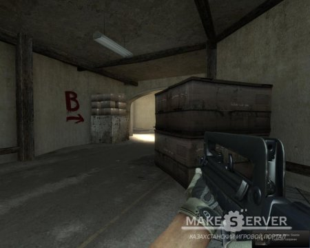 CS:GO FAMAS on Poux animations