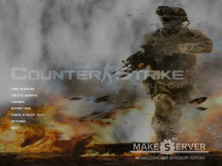 Modern Warfare 2 BackGround