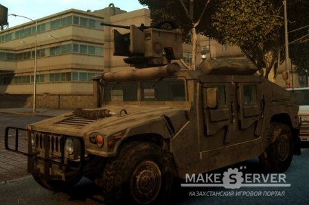 M1114 HMMWV 3in1 (Battlefield 3)