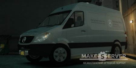 2011 Mercedes-Benz Sprinter 2500 V1.4