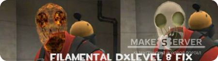 Filamental DXLevel8 Fix