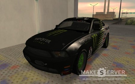 Ford Mustang GT Falken Monster 2010 v2.0