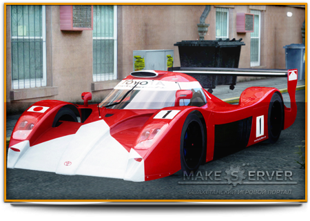 1999 Toyota GT-One TS020