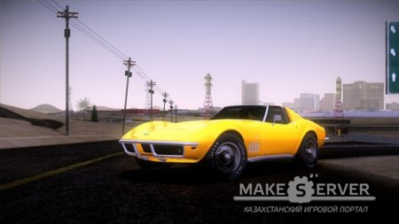 1969 Chevrolet Corvette C3 Stingray T-Top 1.1