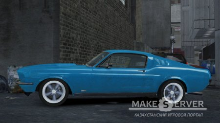 1967 Ford Mustang Customs