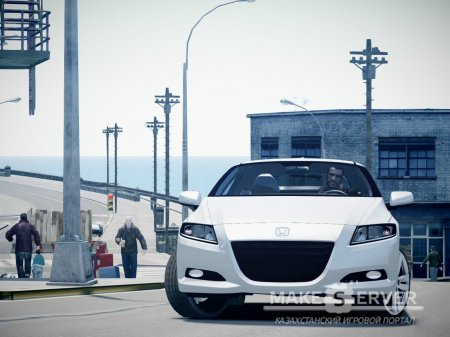 Honda Civic CR-Z