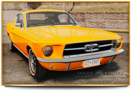 1967 Ford Mustang Classic