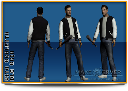 Vito Scaletta [Custom DLC]