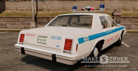 1987 Ford LTD Crown Victoria [ELS]