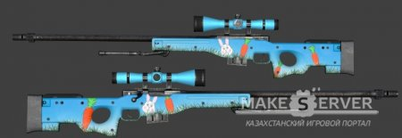 AWP skin - The Rabbit