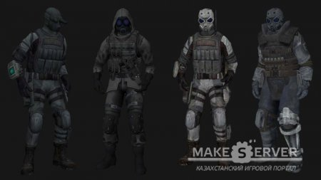 Operation Raccoon City T Pack