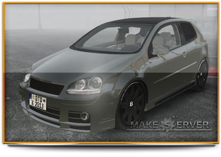 Volkswagen Golf GTi DT-Designs