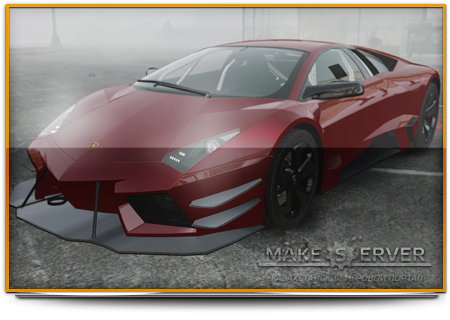 Lamborghini Reventon Body Kit Final
