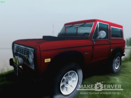 Ford Bronco 1966