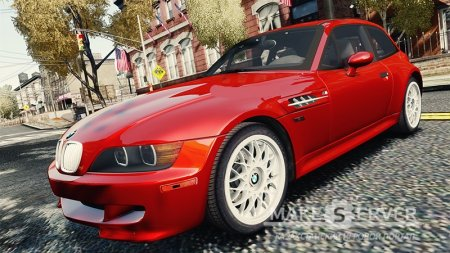 BMW Z3 Coupe 2002 v1.0