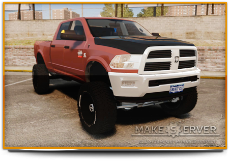 2011 Dodge Ram 2500 Lifted Edition